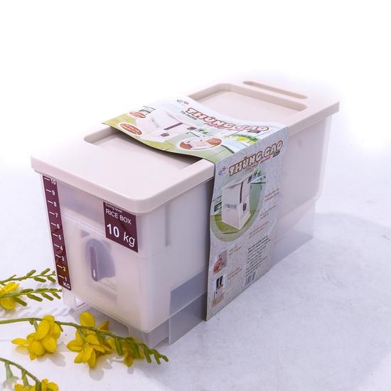 Thùng gạo thông minh Tashuan 10kg