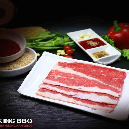 King BBQ: Buffet Nướng Lẩu Thả Ga Menu 279K, Nướng Mỏi Tay, Nhúng Thả Ga