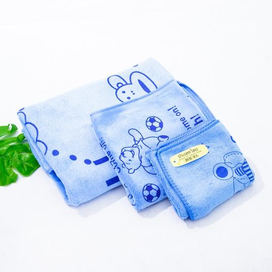 Bộ 3 khăn tắm, khăn mặt, khăn gội - NK Thái Lan