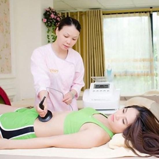 Giảm béo vùng Bụng, Đùi, Bắp tay, Lưng Korean Beauty Center