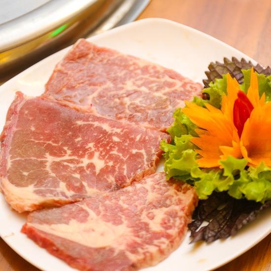 Buffet Nướng kiểu Hàn Quốc - Korean BBQ menu 189K