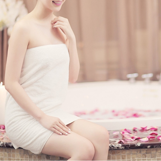 Tắm trắng body bật 3 tông với CN Nano White Plus Thẩm mỹ viện Wonjin