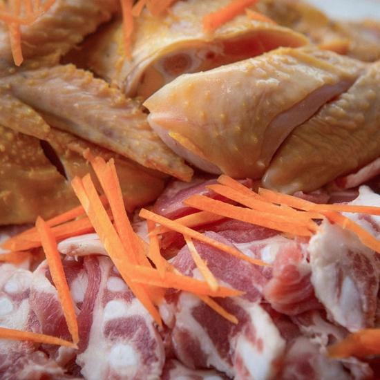 Set Lẩu gà riêu cua đặc biệt cho 4N- AT Restaurant