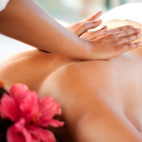 Massage, chải thông kinh lạc + Đắp bùn cứu Nhật Bản đặc trị đau mỏi thải độc ''DETOX BODY'' Sen Spa