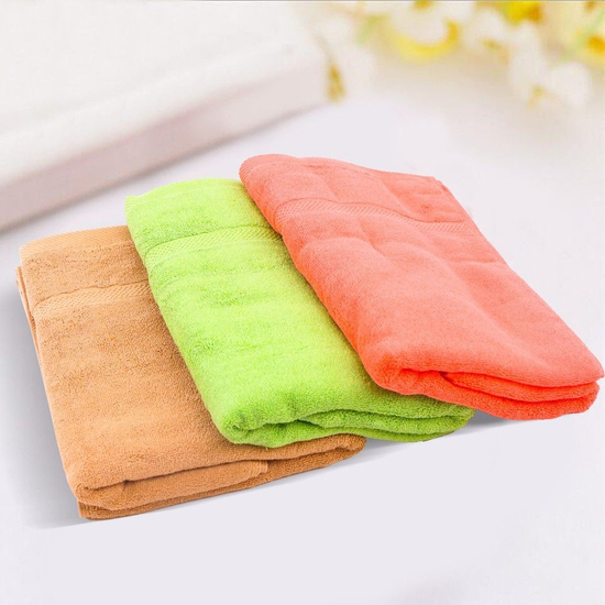 Khăn tắm cotton cao cấp 60x120cm - hàng Việt Nam