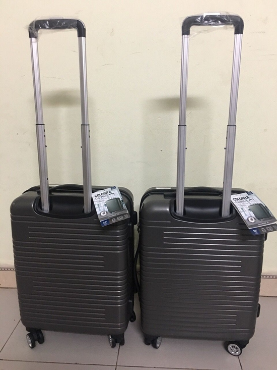 Vali kéo có khóa số du lịch Lock&Lock 20inch-930