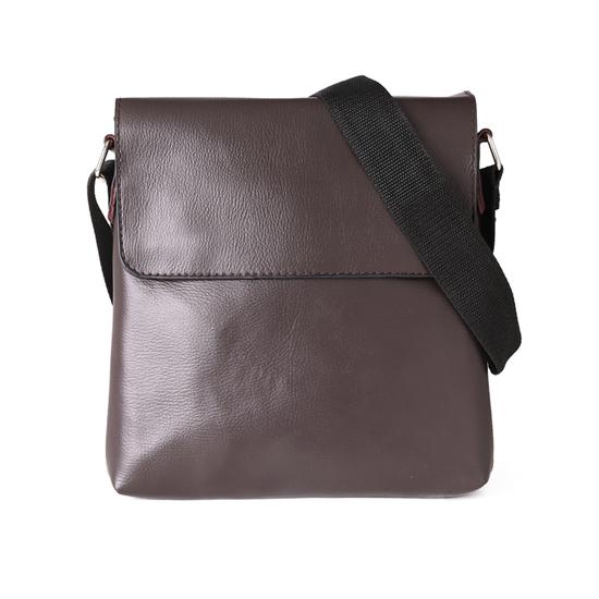 Bộ 3 sản phẩm Túi dây ví DaH2 CBIP0012N màu nâu