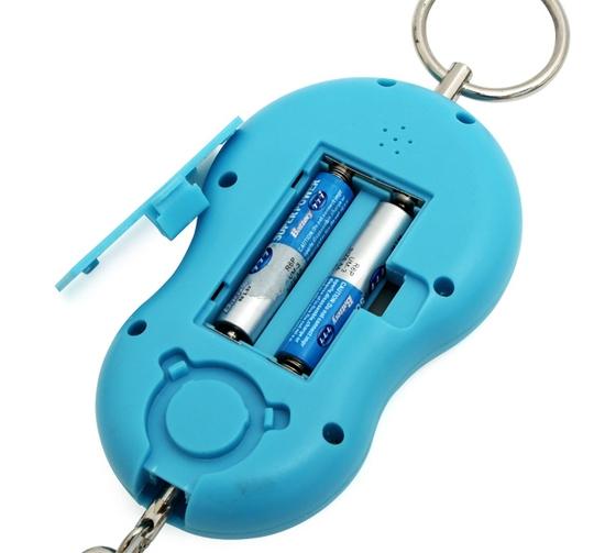 Cân điện tử mini cầm tay dùng cho nội chợ, bảo hành 1 năm