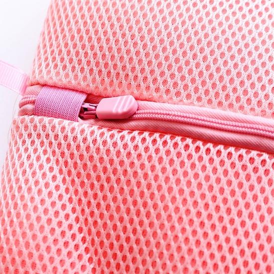 Bảo vệ áo quần với 5 túi lưới giặt đồ loại dày dặn