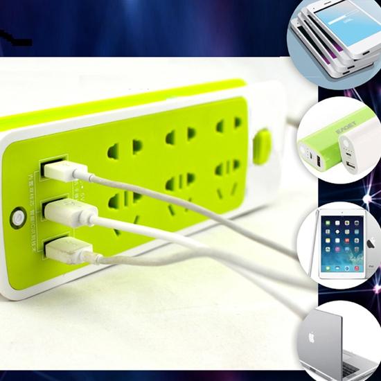 Ổ điện đa năng có đầu cắm USB