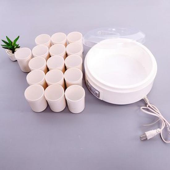 Máy làm sữa chua 16 cốc Chefman - BH 24 tháng