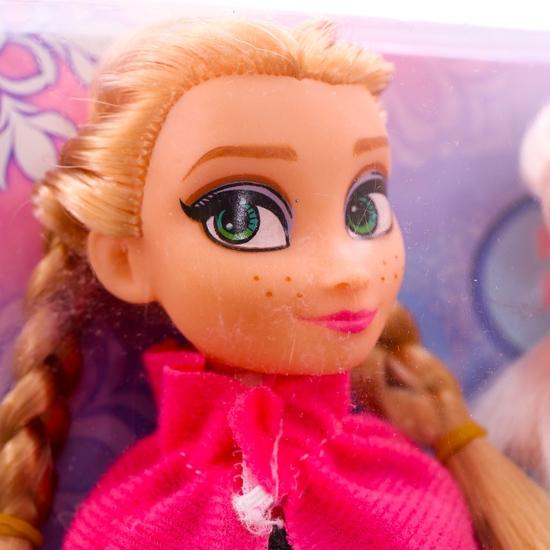 Bộ 2 búp bê trong phim Frozen đáng yêu cho bé gái