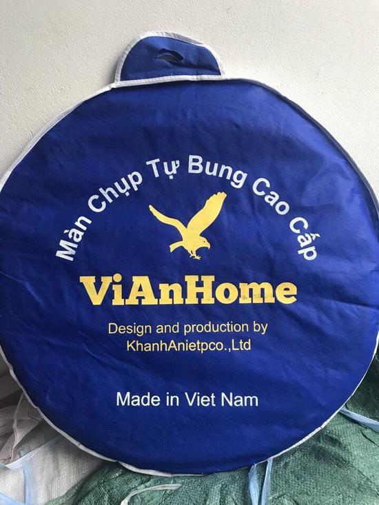 Màn chụp cao cấp một cửa cho người lớn loại 1m8 ( Vianhome ) Số 1 Việt Nam