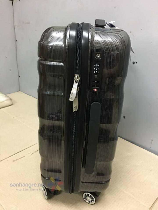 Vali kéo có khóa số du lịch Lock&Lock 20inch-920