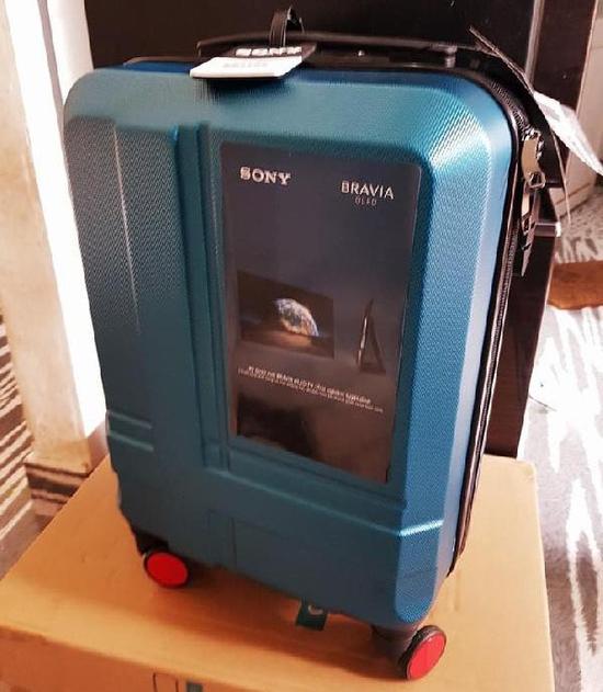 Vali Kéo Có Khóa Số SkyLink Sony Bravia 20inch