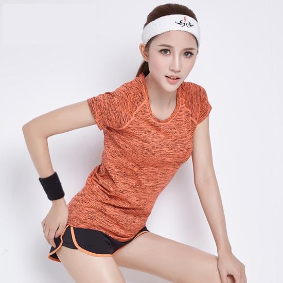 Áo nữ thể thao tay ngắn ATTG1 - 3 màu