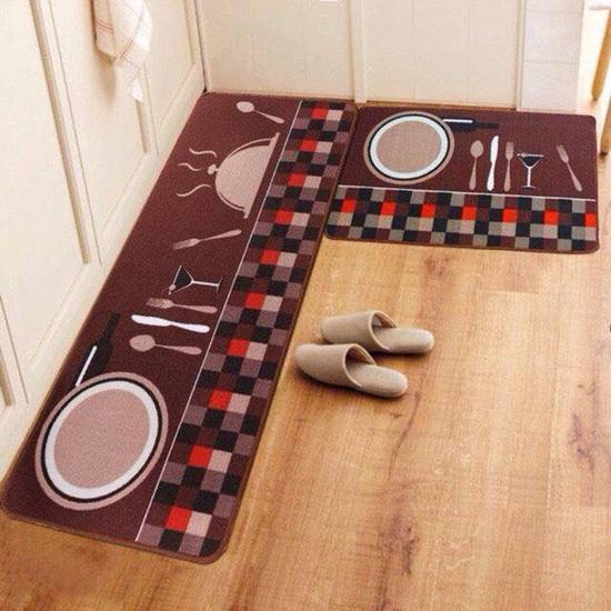 Thảm bếp đôi loại đẹp về hàng