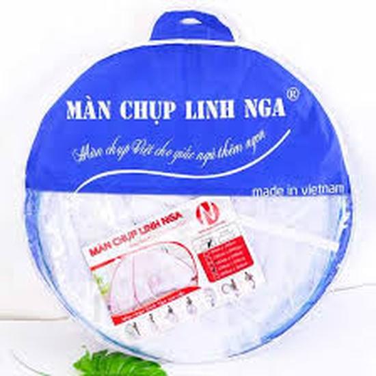Màn chụp Linh Nga 1m8x2m loại 1 cửa- hàng Việt Nam