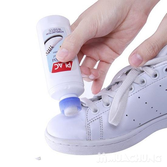 Combo 2 chai tẩy trắng giày dép, túi xách Plac