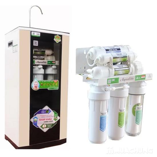Máy lọc nước đa năng Ro+ NANO Aqualite 10 cấp lọc