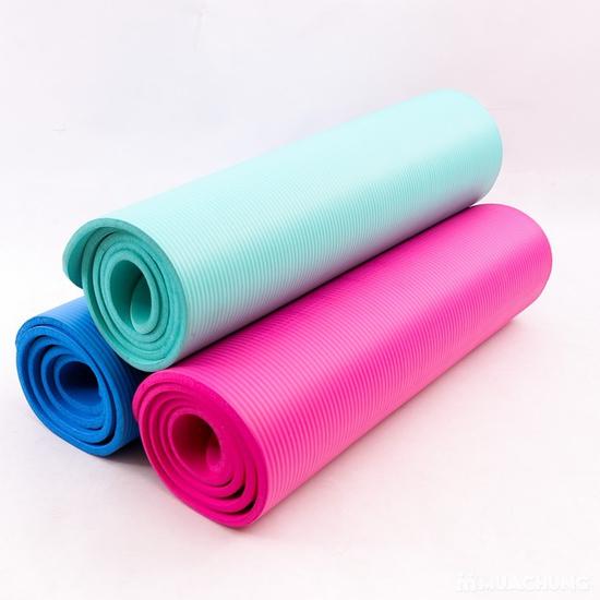 Thảm yoga siêu dày dặn 10mm