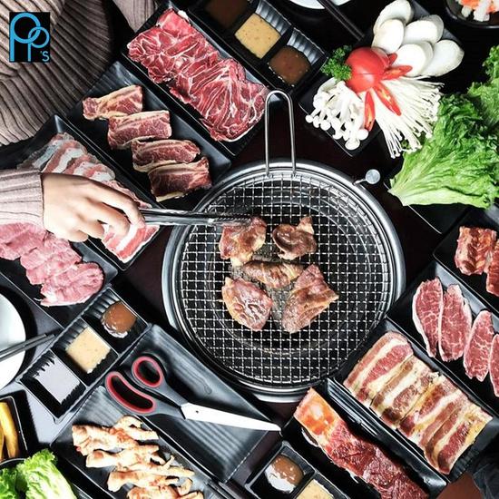PP's BBQ & Hotpot - Buffet Nướng Ngon Đẳng Cấp