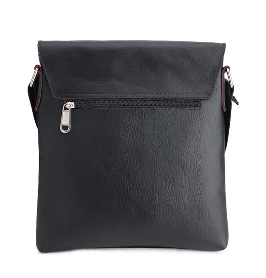 Bộ 3 sản phẩm Túi dây ví DaH2 CBIP0012D màu đen