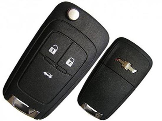 Vỏ chìa khoá dành cho xe Chervolet Cruze