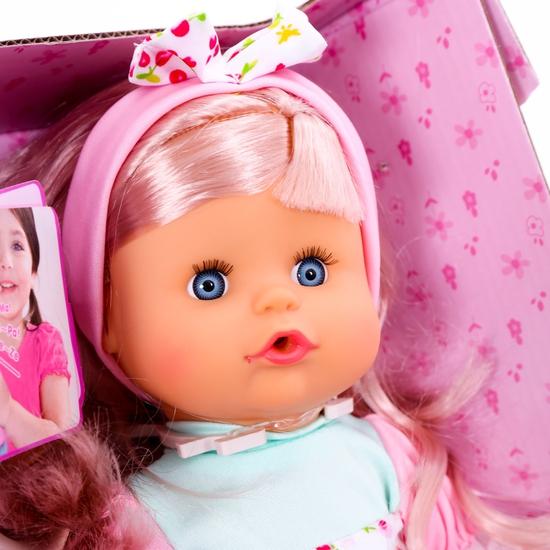 Bộ đồ chơi búp bê Bonnie cho bé trổ tài chăm sóc (Có dụng cụ)