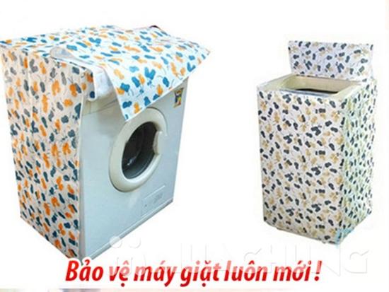 áo bọc bảo vệ  máy giặt máy 8-10kg