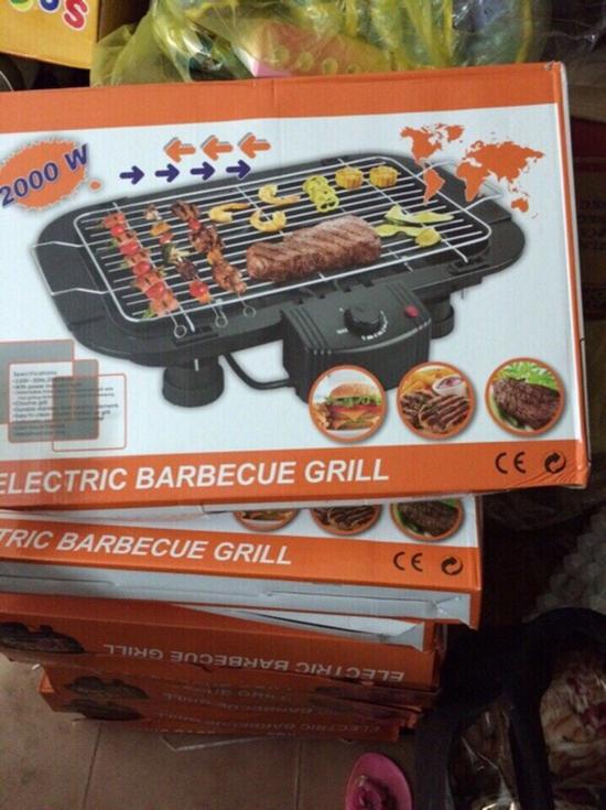 Bếp nướng điện không khói Electric TV loại 1( đóng tối đa 2c/1 đơn)