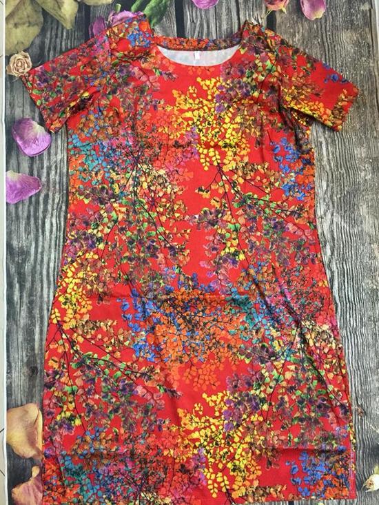 Váy thô lụa