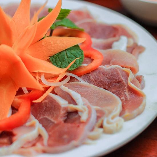 Buffet lẩu ăn thả ga Nhà hàng T - House menu 159K