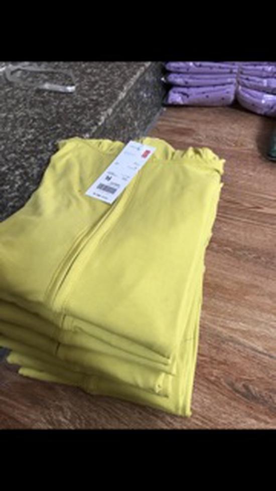 Áo chống năng cotton xịn