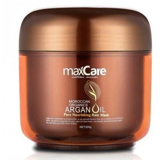 Dầu hấp tái tạo chuyên sâu tinh chất argan oil pure mourishing hair mask