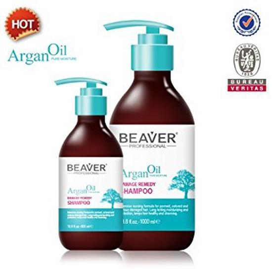 Dầu gội tái tạo chuyên sâu Beaver Argan Oil Moisture Repair Shampoo 500ml