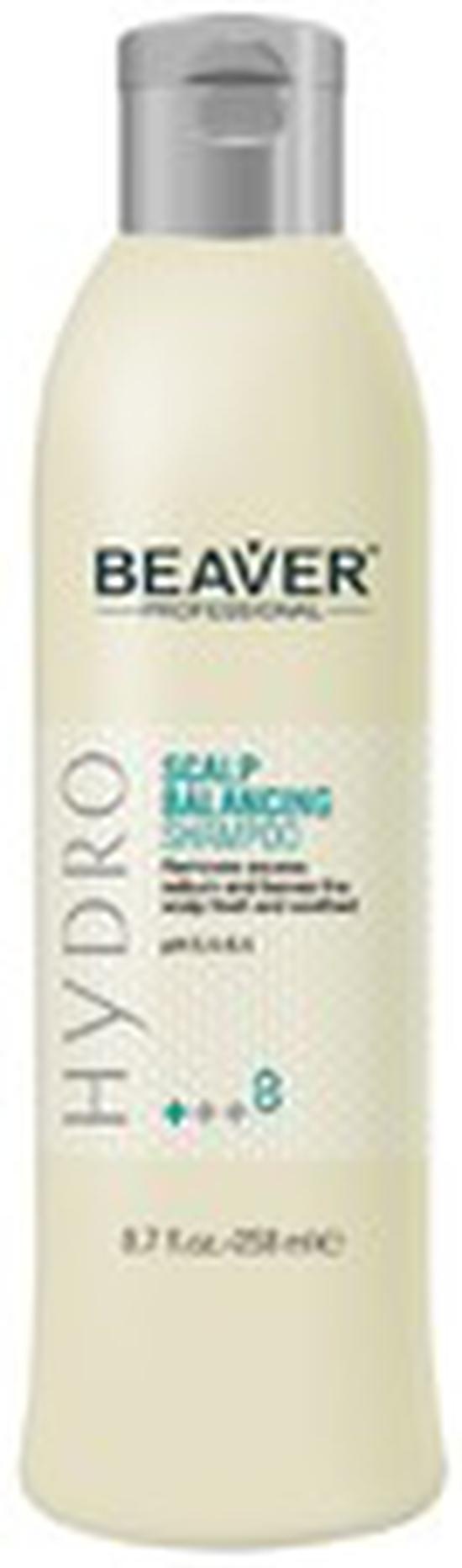 Dầu gội cho tóc dầu Beaver Hydro Scalp Balancing Shampoo +++8 258ml