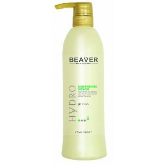 Dầu gội chống rụng và kích thích mọc tóc Beaver Scalp Energizing Shampoo Hydro +++6 (768 ml)