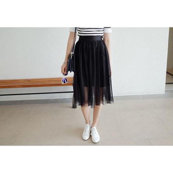 Chân váy CÔNG CHÚA ren hai lớp