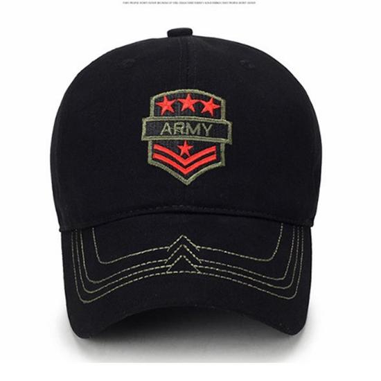 Mũ nón lưỡi chai nam ARMY