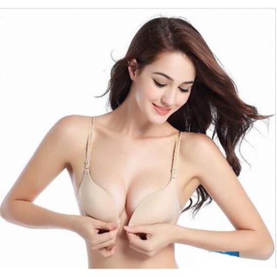 Áo Lót Nữ nâng ngực CÀI TRƯỚC dây mảnh