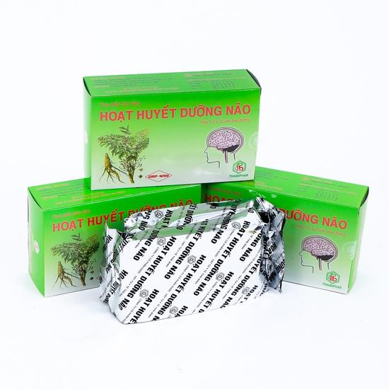 Combo 3 hộp TPCN hoạt huyết dưỡng não
