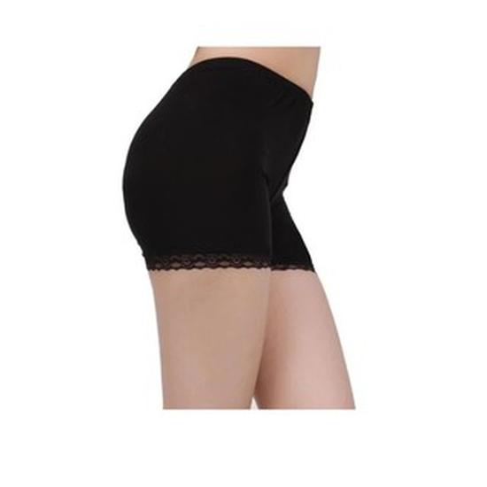 Combo 2 quần mặc trong váy cotton cho chị em vận động thoải mái
