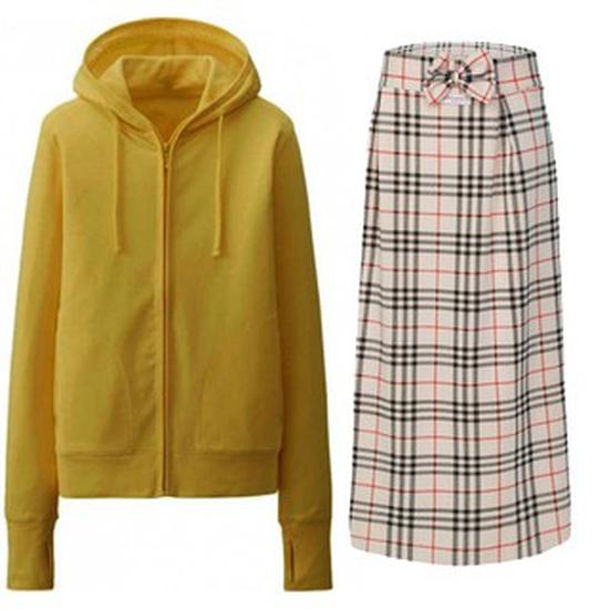 Bộ Áo Chống Nắng Nữ Kèm Khẩu Trang + Váy Chống Nắng Thô 2 Lớp + Kính mát + Nón (chân váy giao màu ngẫu nhiên)