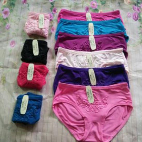 10 quần coton free size dưới 47kg vừa