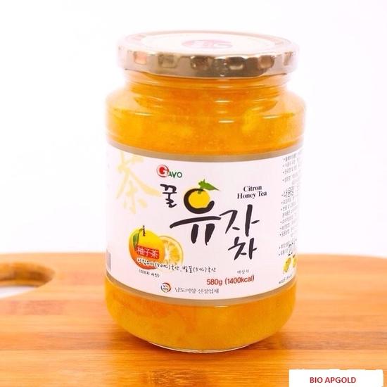 Chanh ngâm mật ong 1 kg