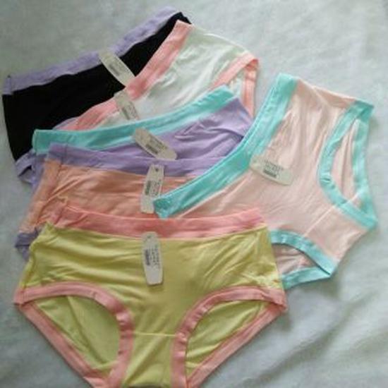 10 quần lót cotton chất đẹp