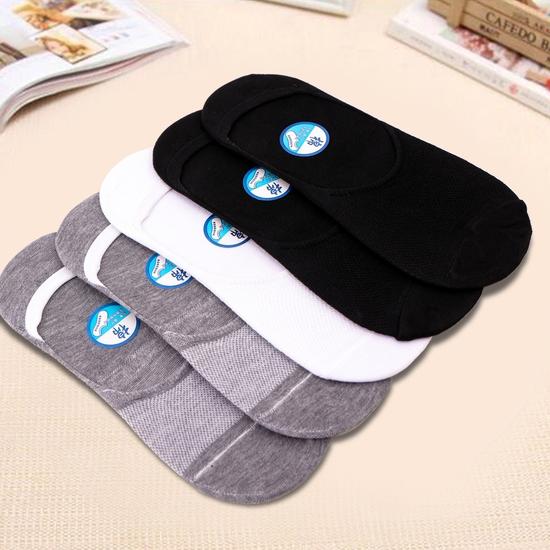 5 đôi tất hài cho nam hàng xuất Nhật