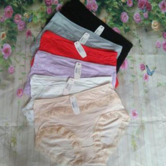 Sỉ 10 quần lót cotton phom to dưới 65kg vừa