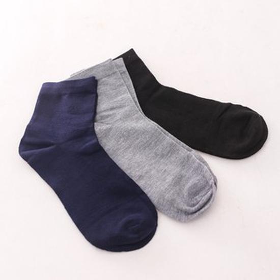 Hộp 10 đôi tất cổ cao chống hôi chân xuất Nhật